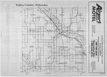 Index Map, Valley County 1989